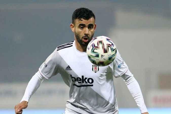 Ghezzal'ın menajerinden transfer açıklaması: Beşiktaş'ta kalacak mı?
