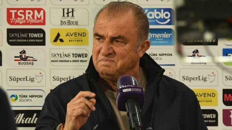 Fatih Terim'den Beşiktaş yorumu: Kazanamazsak dizilir alkışlarız