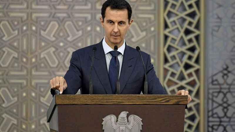 Suriye Devlet Başkanı Beşar Esad genel af ilan etti