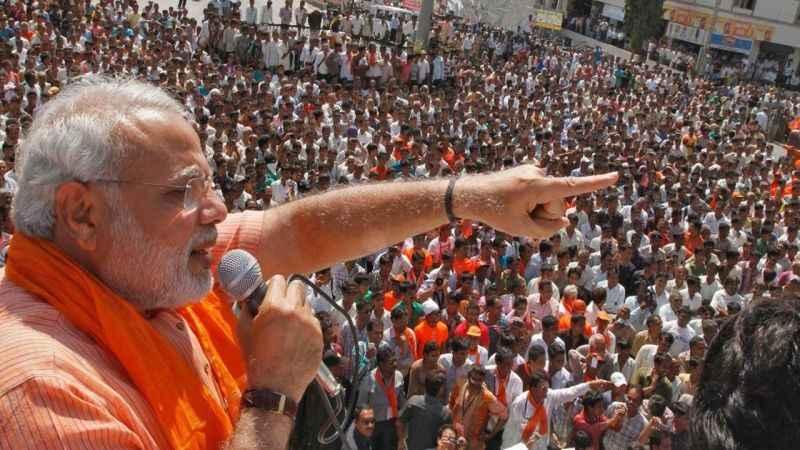 Kovid yokmuş gibi miting yaptı! Modi seçimleri kaybetti