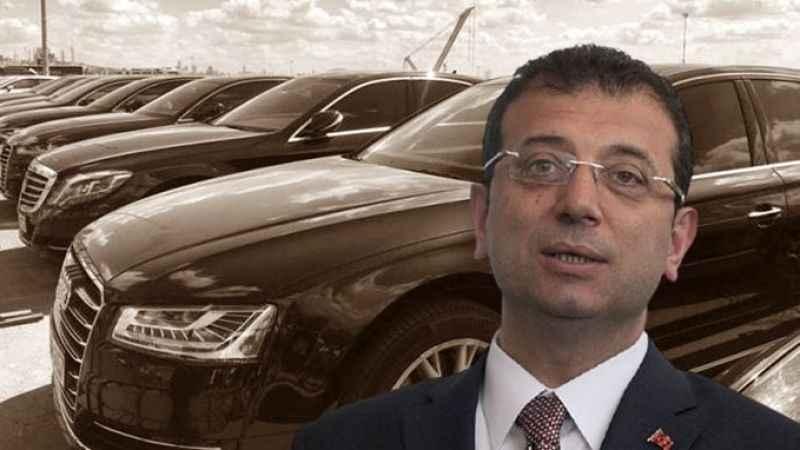 İmamoğlu'ndan kiralık araç açıklaması: Kayıtlar tümden yok edildi