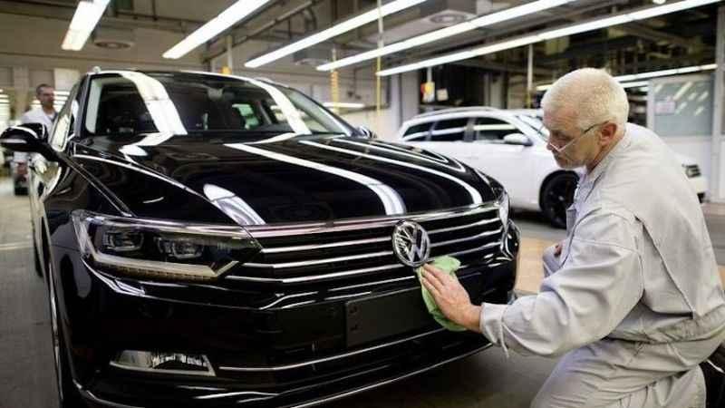 Volkswagen'e 'Şaka' soruşturması!