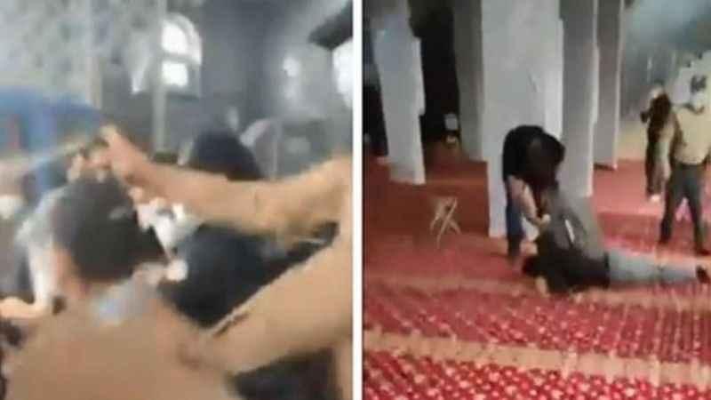 İsmail Kılıçarslan: Camiye postalla girme görüntüsü olmadı!
