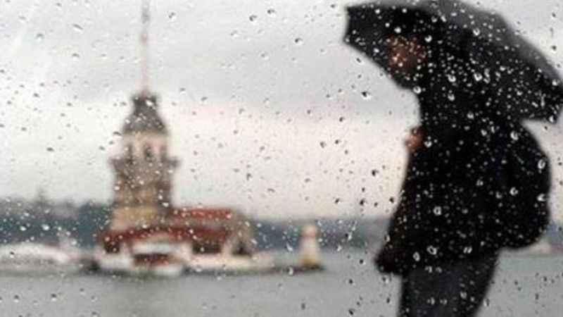 Meteoroloji'den İstanbul'a sağanak yağış uyarısı: O saatlere dikkat...