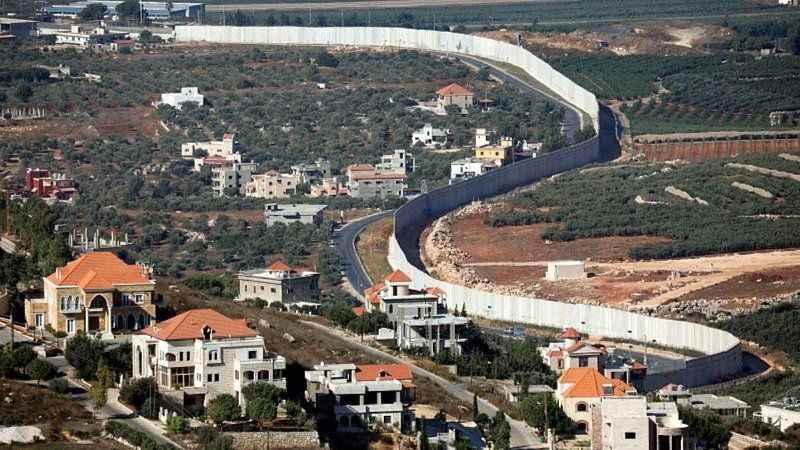 Lübnan ile Siyonist İsrail sınır anlaşması için 5. kez masada!