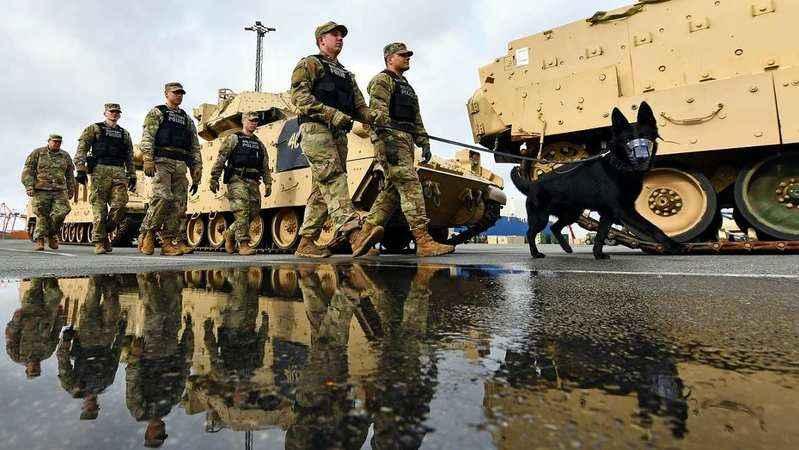 Türkiye'nin de katıldığı 28 bin askerlik tatbikat başladı
