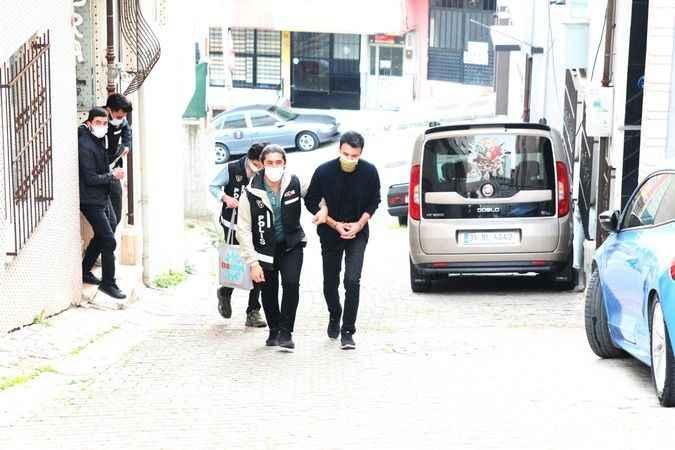 İstanbul'da suç örgütüne operasyon Çok sayıda gözaltı