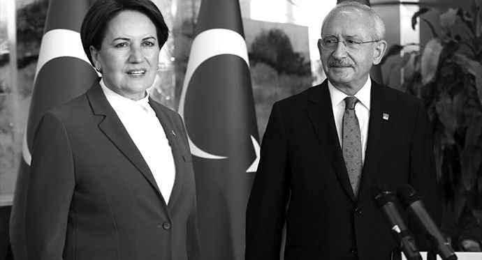 Kılıçdaroğlu, Akşener'e sordu: 128 milyar dolar ve kayıp damat nerede?