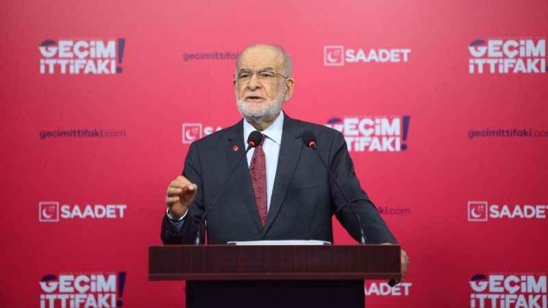 Temel Karamollaoğlu: Muhalefetle bir araya gelin