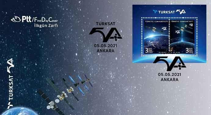 Türkiye'nin 5'inci nesil uydusu Türksat 5A, anma puluyla ölümsüzleşti