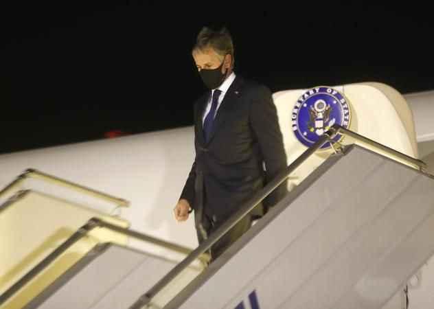 ABD'den Rusya'ya gözdağı! Blinken Kiev'e gidiyor