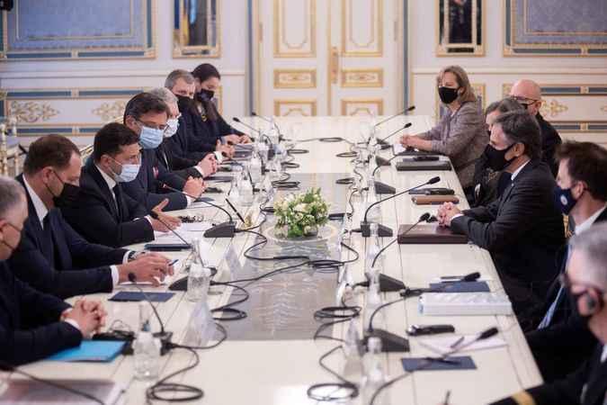 ABD Ukrayna ile işbirliğini güçlendirme kararı aldı