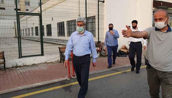 Alparslan Kuytul'a Emniyet ifadesinde skandal sorular