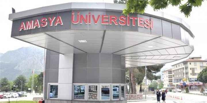 Amasya Üniversitesi 12 öğretim üyesi alacak!