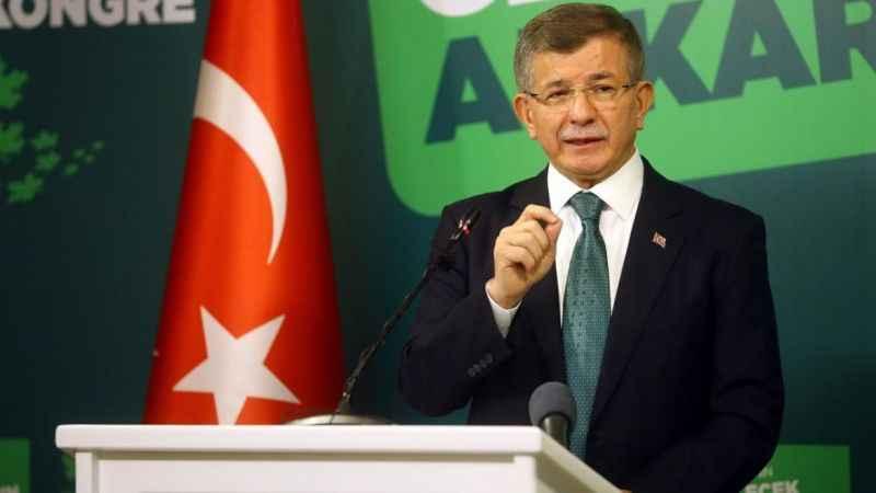 Davutoğlu'ndan, Bakan Çavuşoğlu'na tepki: Biz sömürge ülkesi değiliz