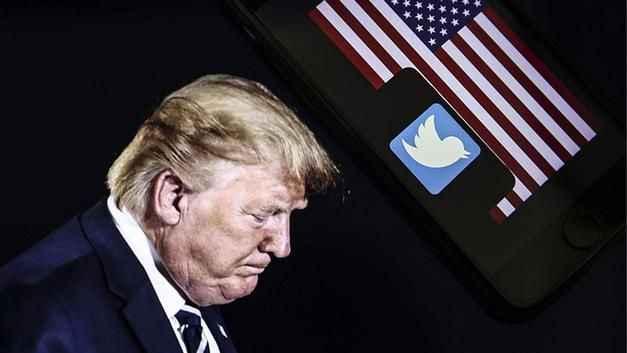 Twitter Trump'ın yeni platformunu da kalıcı olarak askıya aldı!