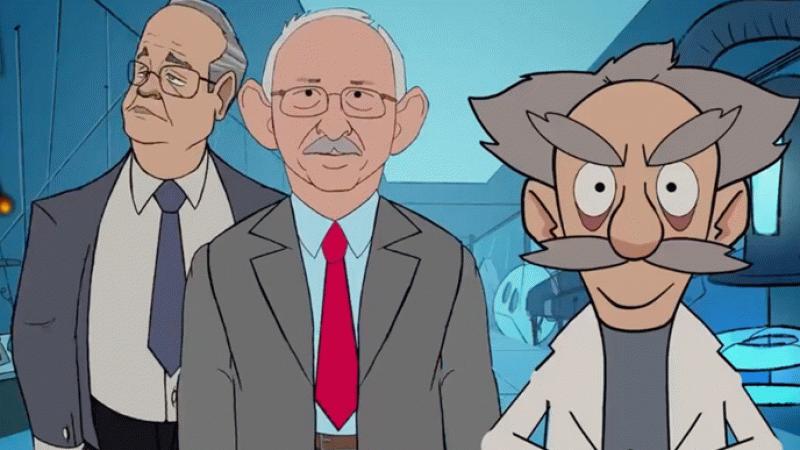 AK Parti'de animasyon filmi krizi... Yöneticiler tepkisi böyle koydu