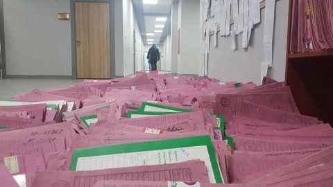 Ekonomik kriz vurdu, vatandaş icralık oldu, dava dosyaları patladı