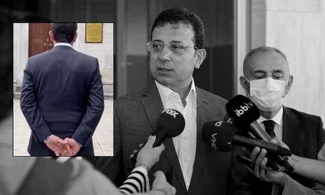 """İmamoğlu'ndan Süleyman Soylu'ya """"Bence suç"""" cevabı"""