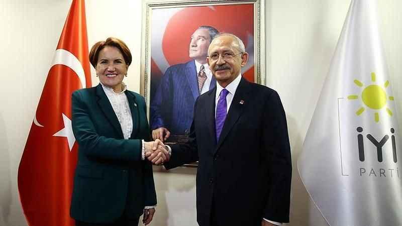 Kılıçdaroğlu ve Meral Akşener, Cumhurbaşkanı adayı konusunda anlaştı!