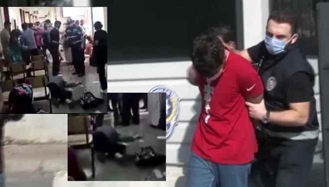 Maske uyarısı yapan sağlık çalışanına saldıran şahıs serbest
