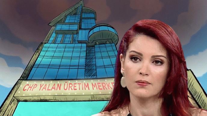 Nagehan Alçı: AK Parti'nin CHP'nin ti'ye aldığı videosunu çok beğendim