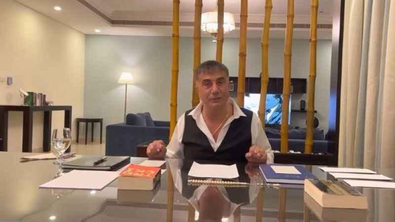 Sedat Peker'den jandarmaya tepki: Şok iddialara dair yeni açıklama