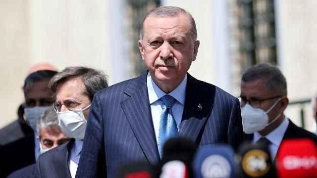 Son dakika - Cumhurbaşkanı Erdoğan'dan MHP'nin anayasa teklifine cevap