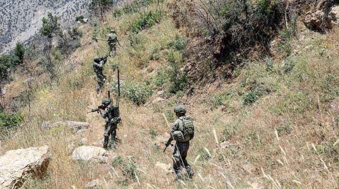 Son dakika haberleri - 2 PKK'lı terörist daha etkisiz hale getirildi