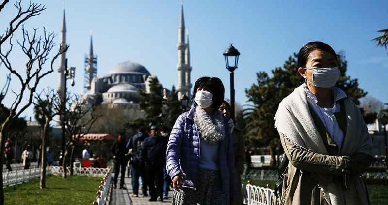 İstanbul'a mart ayında gelen turist sayısı açıklandı