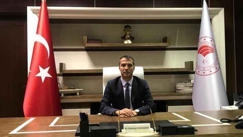 Mehmet Hasdemir kimdir?