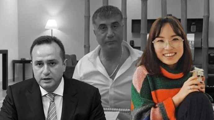 Başsavcılık, Sedat Peker'in, Yeldana Kaharman iddialarına cevap verdi