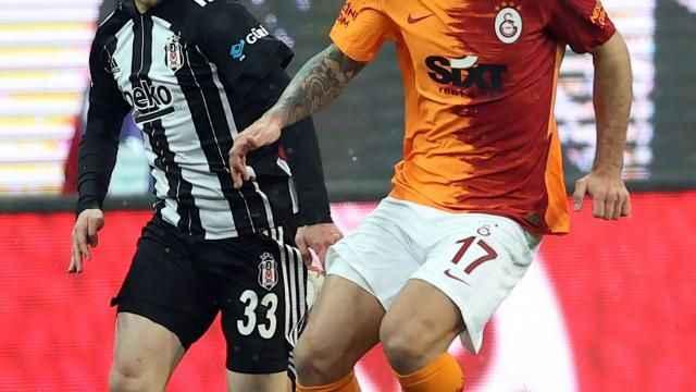 Galatasaray-Beşiktaş derbisinin ilk 11'leri belli oldu