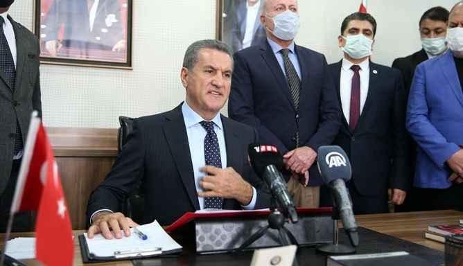 Mustafa Sarıgül'den İsrail'in Mescid-i Aksa baskınına tepki