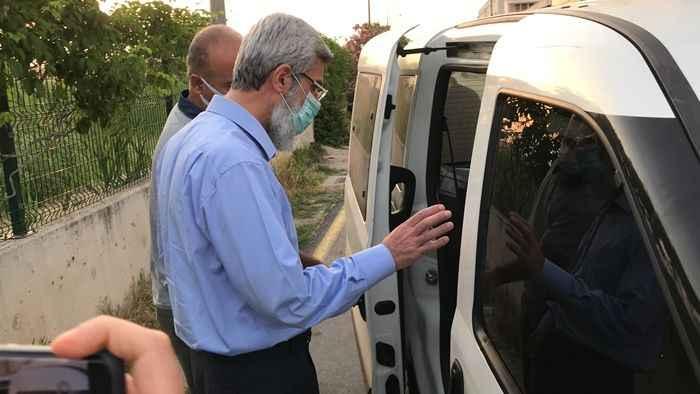 Son dakika - Alparslan Kuytul adli kontrolle serbest bırakıldı