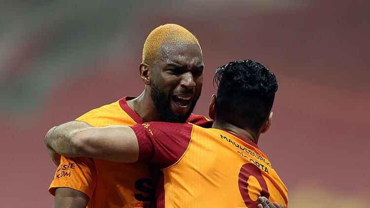 Galatasaray'da Babel'den flaş Beşiktaş yorumu!
