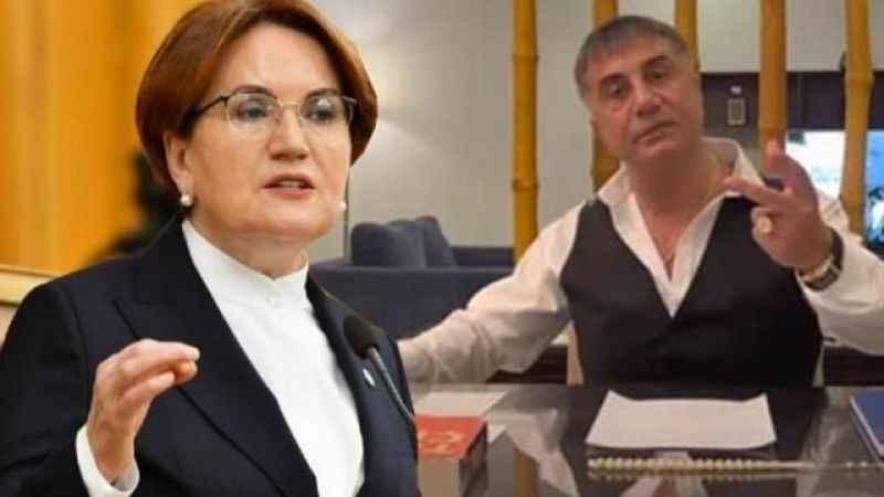 Akşener, Sedat Peker'in iddiaları hakkında konuştu: Çok vahim