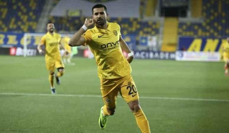 Alper Potuk'tan Fenerbahçelileri kızdıran gol sevinci