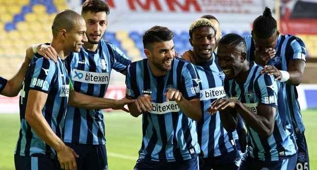 Şampiyon Adana Demirspor: 26 yıllık hasret bitti!
