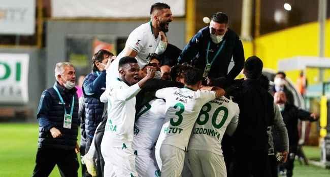Giresunspor Süper Lig'de: 44 yıllık özlem bitti!