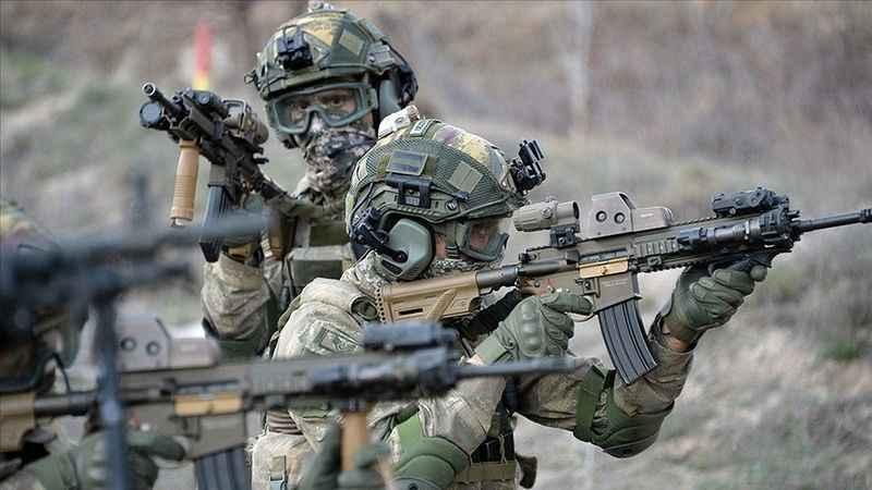 MİT buldu TSK vurdu! Gara'da 8 PKK'lı terörist etkisiz hale getirildi