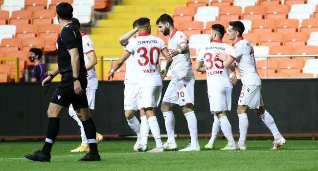 Samsunspor'a Süper Lig için galibiyet yetmedi