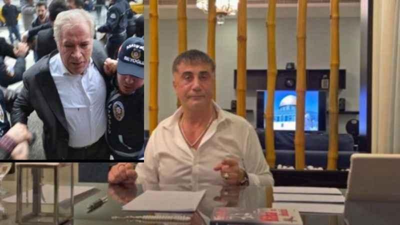 İşbaşaran'dan Sedat Peker'e flaş sözler: Seni oralarda fazla öttürmezler