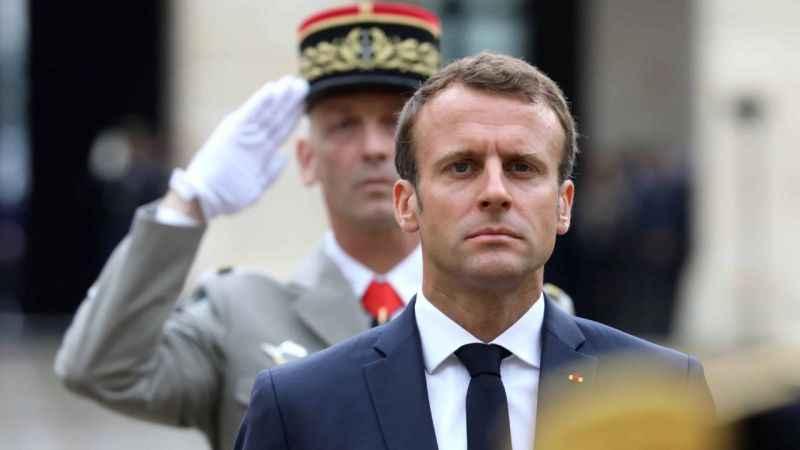 Bir askeri bildiri daha! Macron'a iç savaş uyarısı