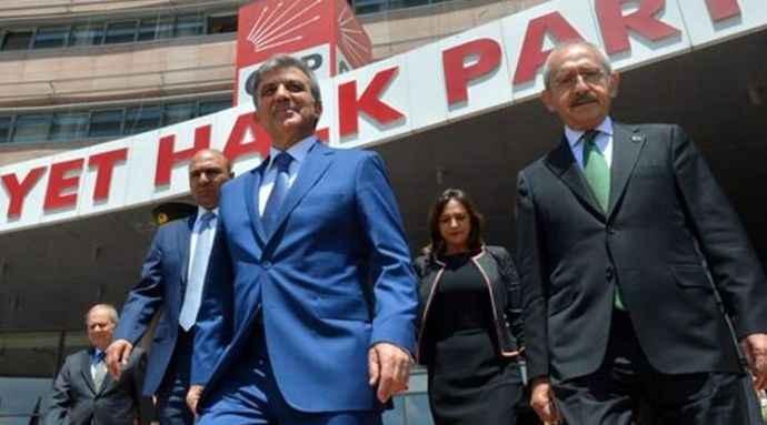 CHP'den Babacan'ın Abdullah Gül ile ilgili ortak aday sözlerine cevap