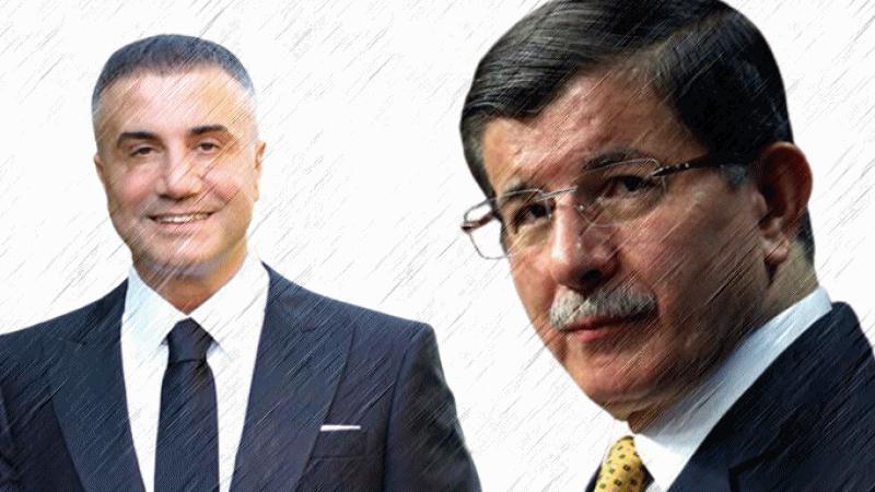 Davutoğlu: Sedat Peker'e devlet adına koruma veren siz değil miydiniz