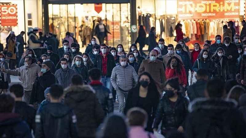 Haftalık vaka sayılarında İstanbul yine zirvede
