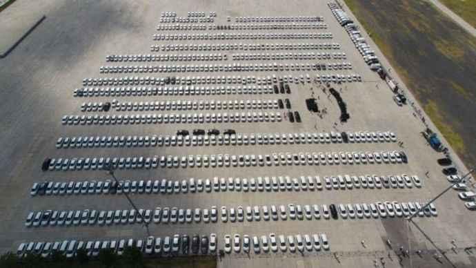 İBB'den kiralanıp AK Parti'lilere tahsis edilen araçların listesi