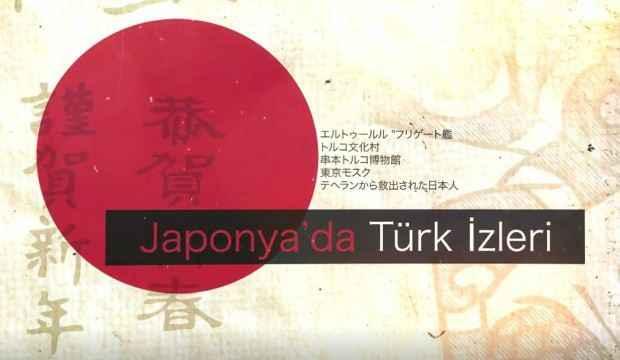 Japonya'da Türk izleri ilk kez belgesel oldu