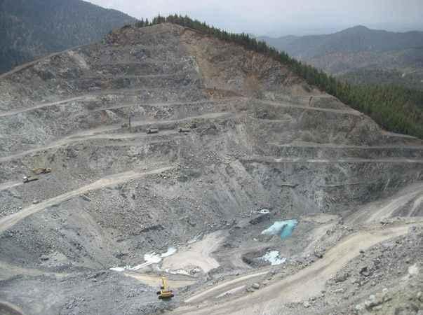 Kahramanmaraş'ta maden ocağı alanı ihale edilecektir